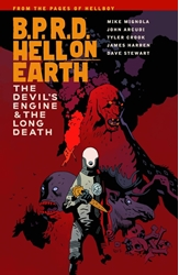 Picture of BPRD Hell On Earth TP VOL 04 Devil Engine and Long Death