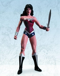 Picture of Justice League New 52 Wonder Woman Action Figure
