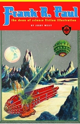 Picture of Frank R Paul Dean of Sci Fi Illustration HC