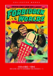 Picture of ACG Collected Works Forbidden Worlds HC VOL 02