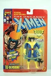 Picture of X-Men Wolverine 3rd Edition Toybiz Action Figure