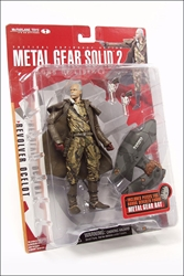 Picture of Metal Gear Solid 2 Revolver Ocelot Action Figure