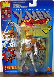 Picture of X-Force Shatterstar Toy Biz Action Figure