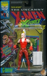 Picture of X-Force Gideon Toy Biz Action Figure
