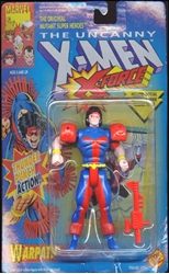 Picture of X-Force Warpath Toy Biz Action Figure