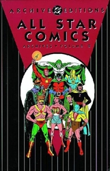 Picture of All-Star Comics Archives Vol 02 HC