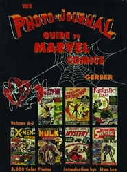 Picture of Photo-Journal Guide to Marvel Comics Vol 03 HC