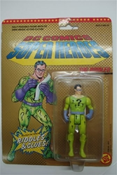 Picture of DC Comics Super Heroes the Riddler Toy Biz Action Figure