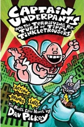 Picture of Captain Underpants Vol 09 HC and the Terrifying Return of Tippy Tinkletrousers