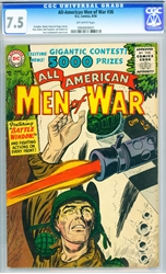Picture of All-American Men of War #36