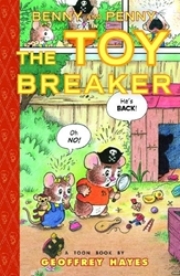 Picture of Benny and Penny in the Toy Breaker HC