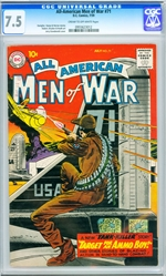 Picture of All-American Men of War #71