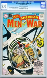 Picture of All-American Men of War #88
