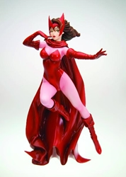 Picture of Marvel Bishoujo Scarlet Witch Statue