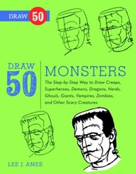 Picture of Draw 50 Monsters