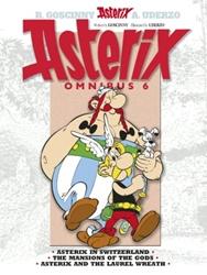 Picture of Asterix Omnibus Vol 06 HC