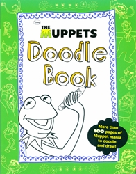 Picture of Muppets Doodle Book