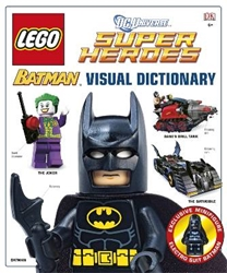 Picture of LEGO Batman Visual Dictionary HC