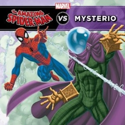 Picture of Amazing Spider-Man vs Mysterio SC