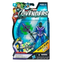 Picture of Fantastic 4 Skrull Soldier Avengers Action Figure