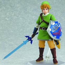 Picture of Legend of Zelda Skyward Sword Link Figma Action Figure
