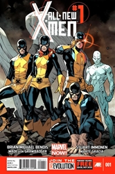 Picture of All-New X-Men #1
