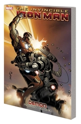 Picture of Invincible Iron Man Vol 09 SC Demon