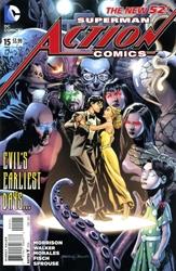 Picture of Action Comics (2011) #15