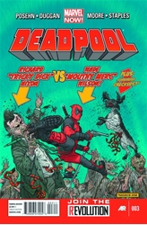 Picture of Deadpool #3