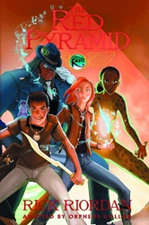 Picture of Kane Chronicles Vol 01 SC Red Pyramid