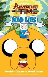 Picture of Adventure Time Mad Libs