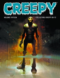 Picture of Creepy Archives Vol 15 HC