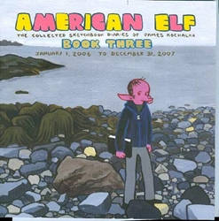 Picture of American Elf TP VOL 03 Sketchbook Diaries of James Kochalka