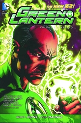 Picture of Green Lantern Vol 01 SC Sinestro