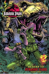 Picture of Classic Jurassic Park TP VOL 05 Return Part 2