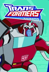 Picture of Transformers Animated TP VOL 06
