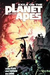 Picture of Exile On Planet of the Apes TP VOL 01