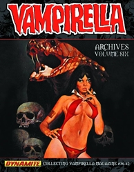 Picture of Vampirella Archives HC VOL 06 (Mr)