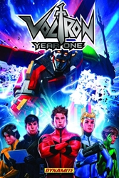 Picture of Voltron Year One TP