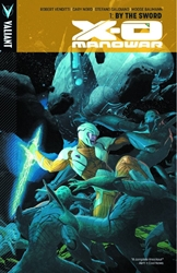 Picture of X-O Manowar (2012) Vol 01 SC By the Sword