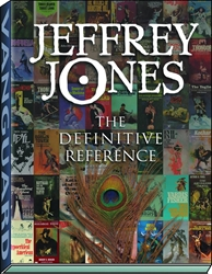 Picture of Jeffrey Jones Definitive Reference HC