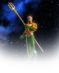 Picture of Justice League Aquaman Action Figure