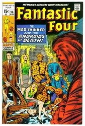 Picture of Fantastic Four #96