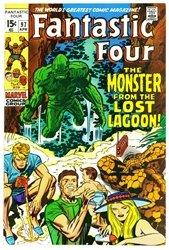 Picture of Fantastic Four #97