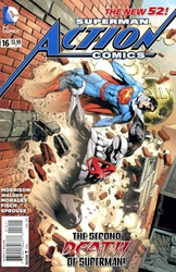 Picture of Action Comics (2011) #16
