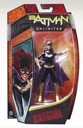Picture of Batgirl DC Unlimited Action Figure