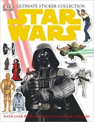 Picture of Star Wars Ultimate Sticker Book