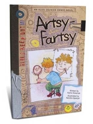 Picture of Artsy-Fartsy SC Novel