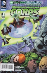 Picture of Green Lantern Corps (2011) Annual #1