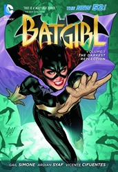 Picture of Batgirl (2011) TP VOL 01 Darkest Reflection